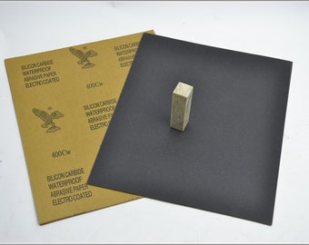 Free Shipping Chinese Calligraphy Material  28x23cm Eagle Abrasive Paper Sandpaper 400# - Waterproof / Seal Stone Polishing / - 0014