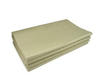 Free Shipping Chinese Calligraphy Material  44x73cm Rough Yuanshu (Bamboo Fiber) Practice Paper Rice - 60 Sheets - 0001YS