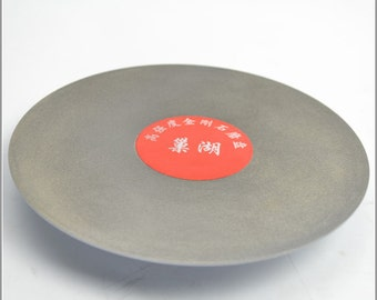 Free Shipping Chinese Calligraphy Material  150mm Disk Diamond Grinder 600# / Seal Stone Polishing / Seal Cutting Seal / - 0004