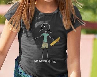 Skater Girl Singlet
