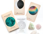 Arcana of Astrology, Astrology Oracle, Oracle Deck, Oracle Cards, Astrology Tarot Deck, Tarot Deck, Tarot Cards