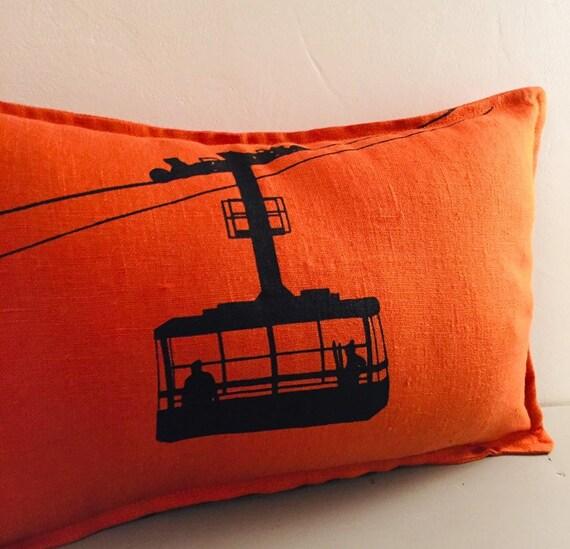 Paprika BREVENT cushion