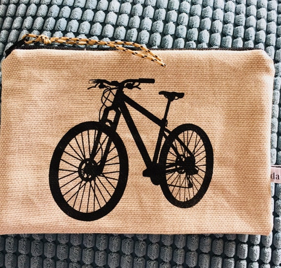 Mountain bike pouch