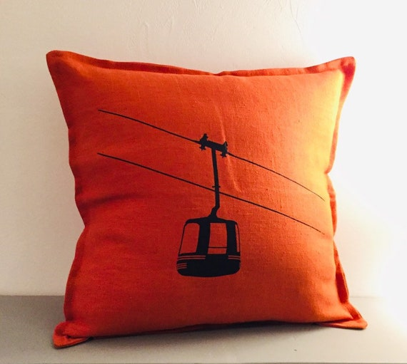Paprika CHATEL cushion