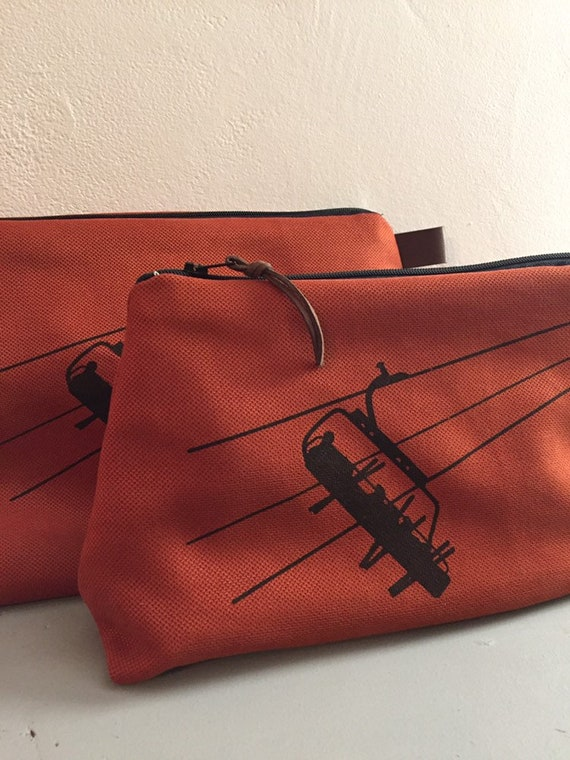 CHAIRLIFT toiletry bag