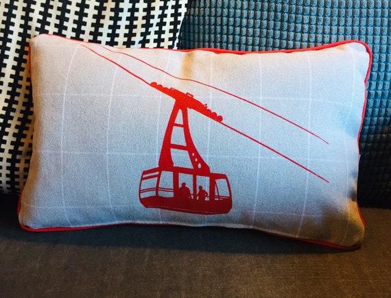 Red FLEGERE cushion