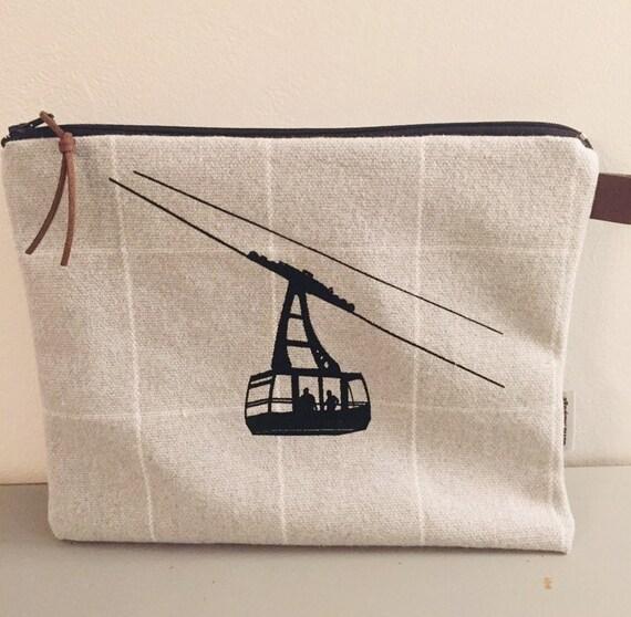 Large FLEGERE pouch