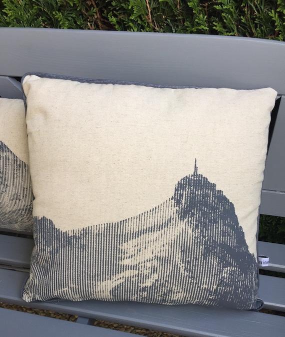 Cushion Aiguille du Midi