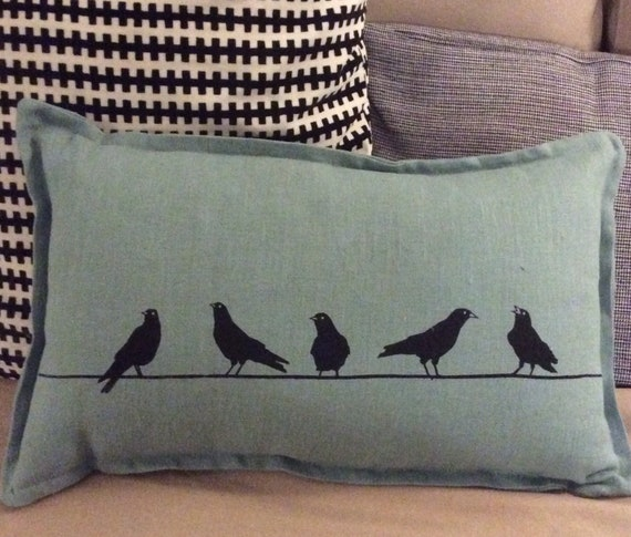 JACKDAW cushion