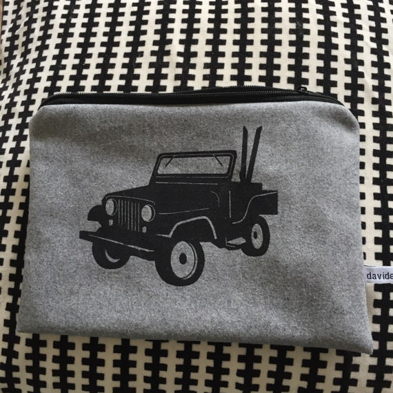 JEEP pouch