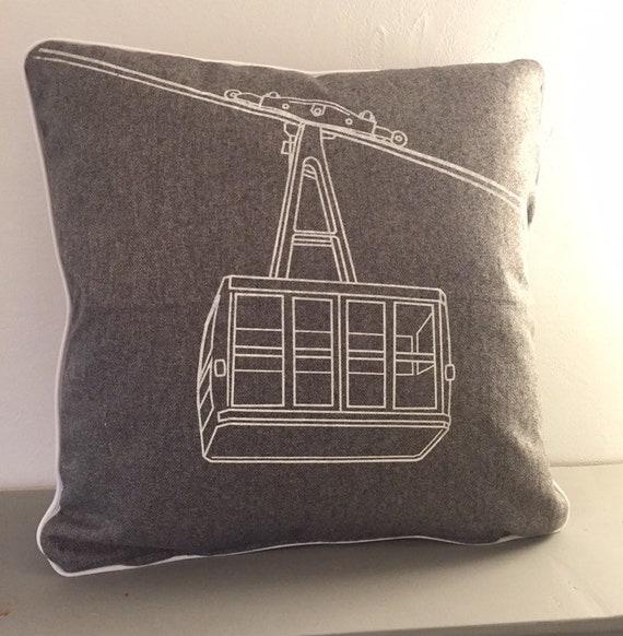 ST LARY Grey Cushion