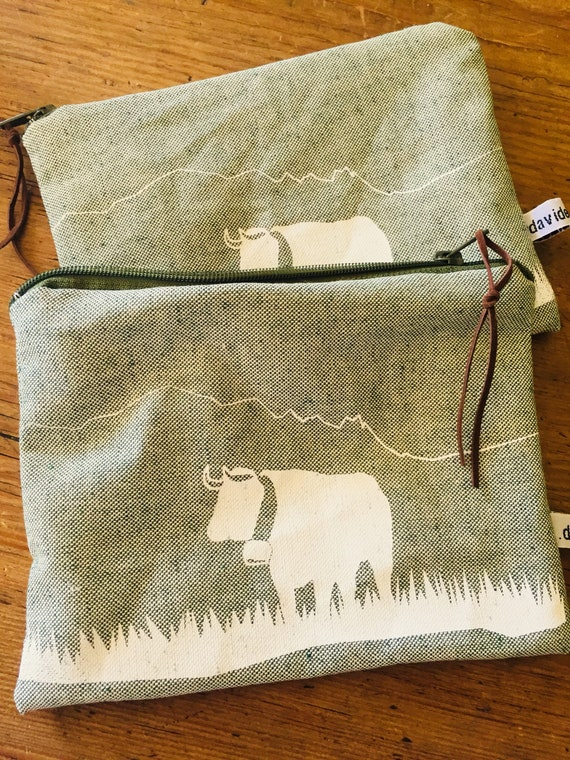 Meadowsweet pouch
