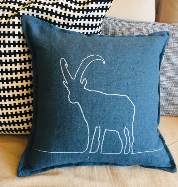 Ibex cushion