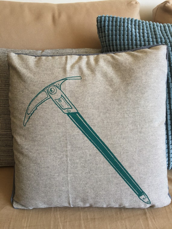 AXE grey cushion