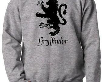 Harry Potter Inspired - Gryffindor Lion Sweatshirt