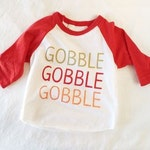 Gobble Shirt (Babies + Toddlers)