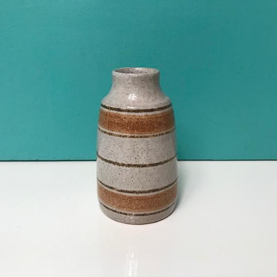 Vintage Pottery Craft Vase Etsy