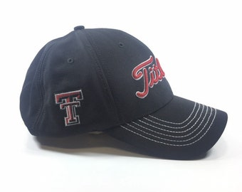 Texas Tech Titleist Hat  52102dd6aad