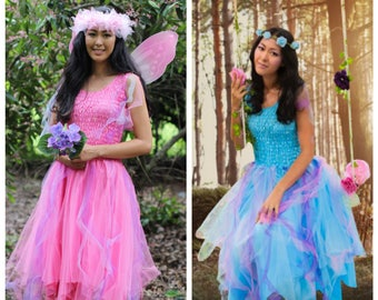 Teen/Adult Whimsical  Fairytale  Halloween Costumes ~ Theatre ~ Pantomime ~ Sweet 16 ~ Party ~ Masquerade Parade ~