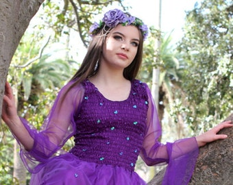 Teen Fairy Costume  - Halloween Party Dress~ Sweet 16 ~ Theatre ~Batcholette Party ~ Hens Night ~