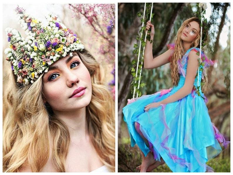 5d26a9bb7e84 Adult Woman's & PLUS SIZE Carnival Party Fairy Dress | Etsy