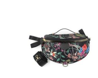 Floral Belt Bag