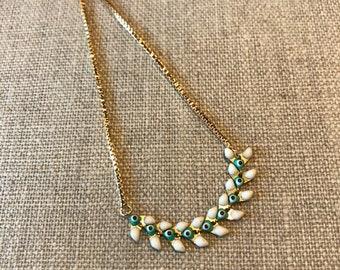 Adjustable Gold Chain Bracelet