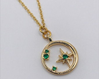 Star Crystal Necklace/Pendant