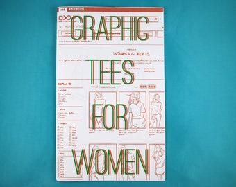 Graphic Tees...For Women! Zine