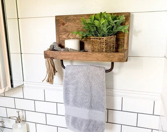 Medium Hand Towel Rack