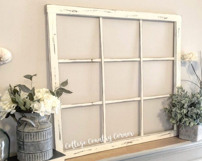 "32"" x 28"" Window Frame"