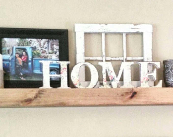 "Mini Window Frame 14"" x 12""  - Mini Window Frame Wall Decor - Farmhouse Decor - Modern Farmhouse Decor - 6 Pane Faux Window Frame"