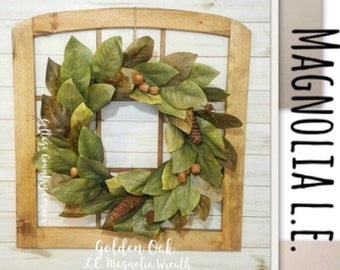 Limited Edition Magnolia Wreath