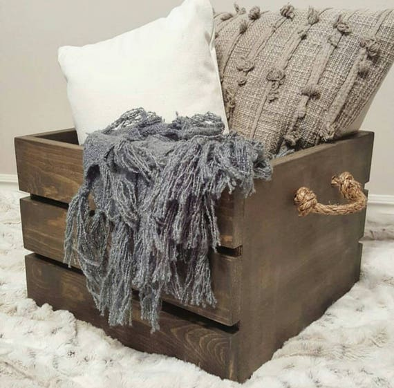 Magnificent Storage Bin Coffe Table Storage Bin Wood Crate Wood Bin Storage Crate Wood Storage Under Bed Storage Bralicious Painted Fabric Chair Ideas Braliciousco