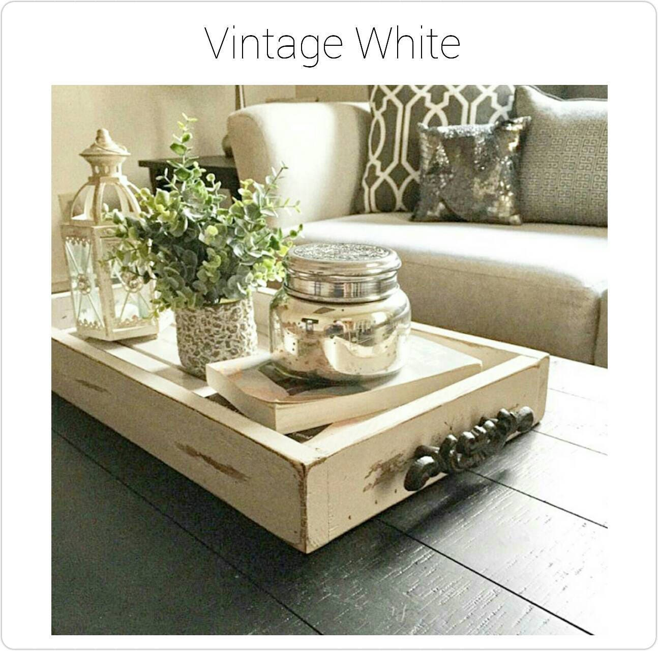 Awesome Magazine Tray   Coffee Table Tray   Rustic Wooden Ottoman Tray   Decorative  Tray   Coffee Table Tray   Farmhouse Decor   Wooden Tray