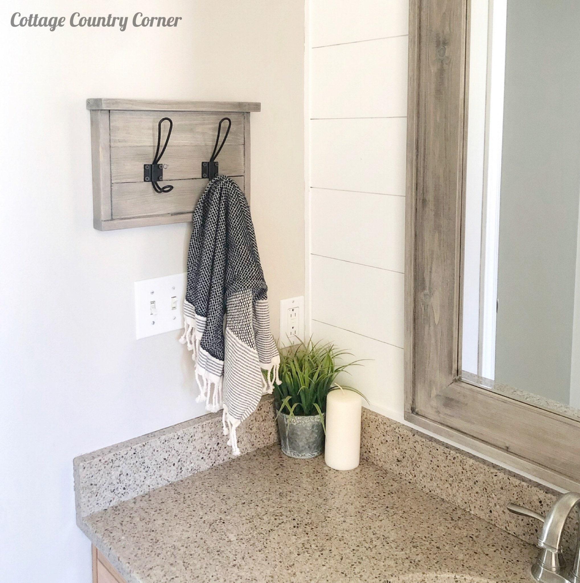 Prime Hand Towel Holder Towel Rack Bathroom Decor Towel Rack Farmhouse Bathroom Towel Hook Kitchen Towel Holder Industrial Interior Design Ideas Skatsoteloinfo