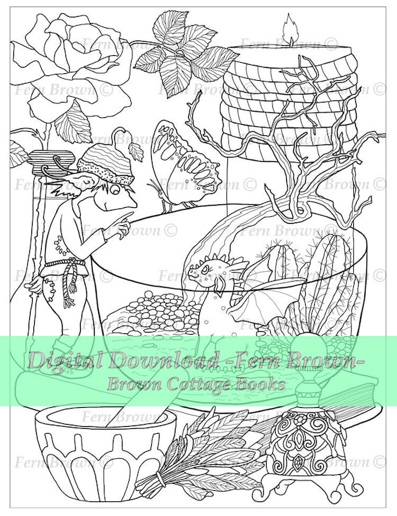 picture about Dragons Printable called Dragon Obtain Grownup Coloring Webpage Dragons Line Artwork Printable Down load Myth Digi Stamp Coloring Website page Coloring Guide Dragon Canine Fern Brown