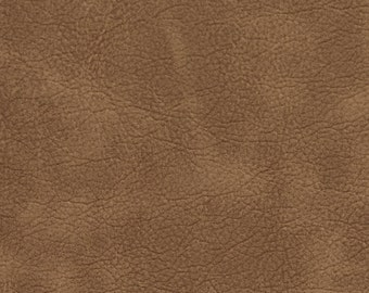 By The Yard Bonded Leather G551 Beige Upholstery Grade Recycled Leather