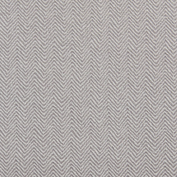 Grey Small Herringbone Chevron Upholstery Fabric By The Yard Etsy