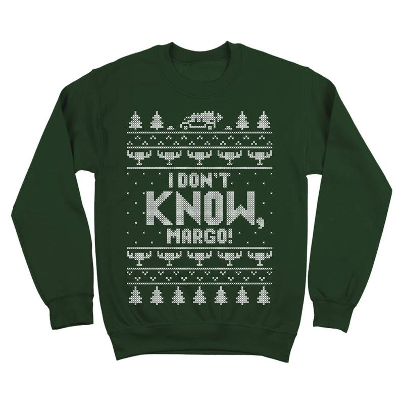 4034f15f9 I Don't Know Margo Funny Christmas Vacation Shitter Was | Etsy