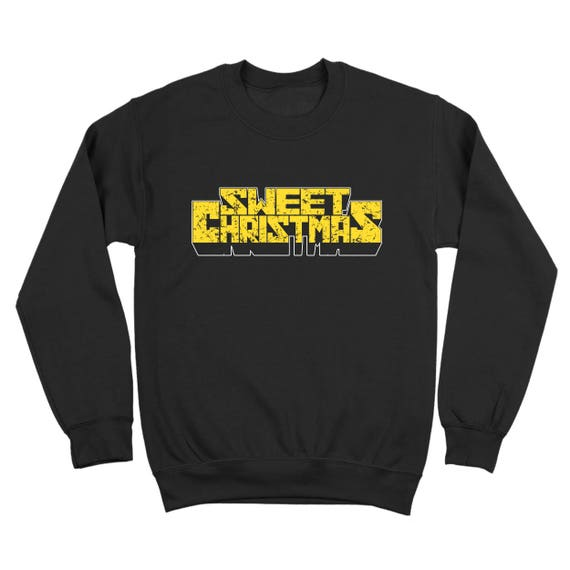 Sweet Christmas Funny Xmas Luke Cage Comic Power Man Netflix | Etsy