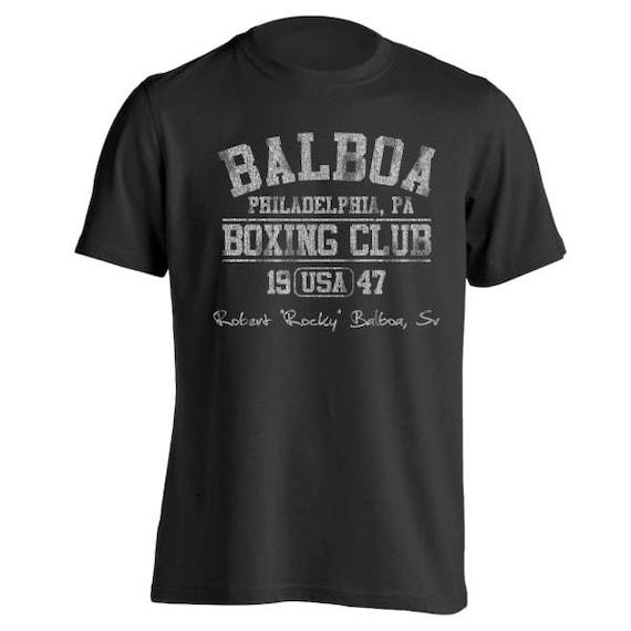 Balboa Rocky Club Retro 80S Movie Crewneck Sweatshirt DT0371 6CaMe