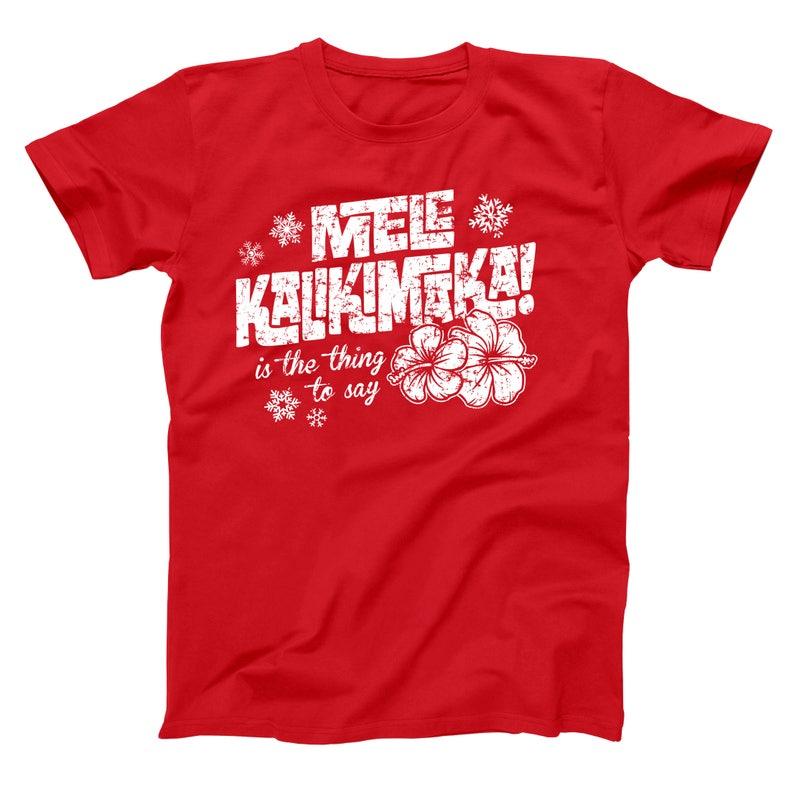 d49c6272b Mele Kalikimaka Funny Xmas Hawaii Merry Christmas To You | Etsy