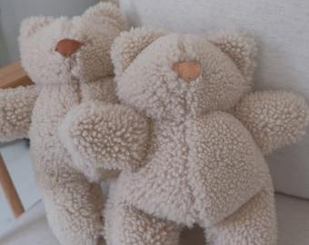 Teddy Bear PDF Pattern | Beginner friendly sewing pattern | Baby gift teddy bear