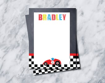 Car Thank you Cards/ Stationery
