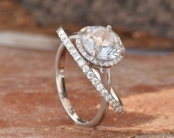 Bridal set rings
