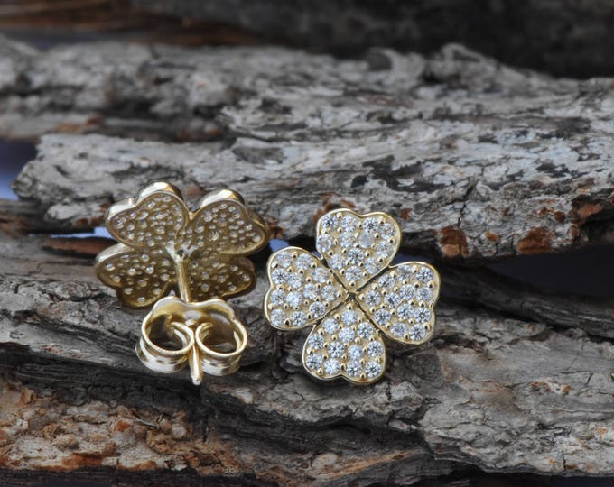 Tiny Stud Earrings-Stud Earrings-Women Stud Earrings-Birthday gift-Holidays gifts-Christmas gifts-Xmas gift-Hanukkah gift-Graduation gift