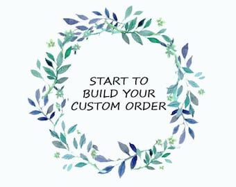 Custom orders-Payments