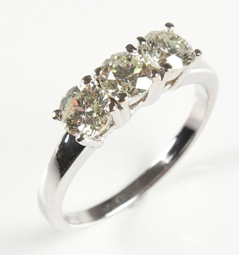 Cluster wedding band-Eternity Wedding Band-Diamond image 0