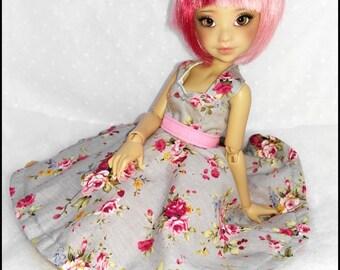 Pin Up Dress to BJD Reira (Atelier Momomi)